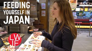 Can You Feed Yourself in Japan With No Japanese?