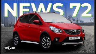Vinfast Fadil chảy dầu, Thị trường Việt sôi động phân khúc MPV 7 chỗ, Honda Winner X ra mắt