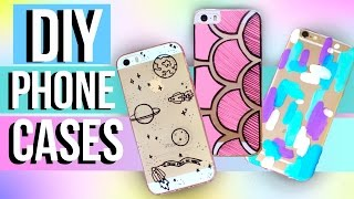 DIY Tumblr Phone Cases Simple and Quick