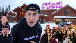 Scaring EVERYONE in our MANSION!!   Louie's Life
