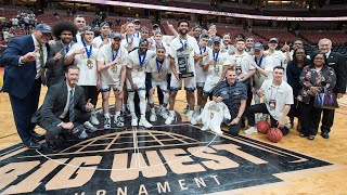 UCI takes 2019 Big West Tournament title - UC Irvine