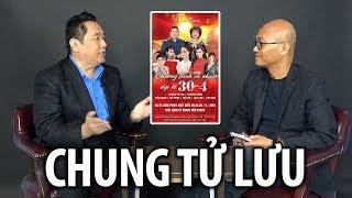 Ca sĩ Chung Tử Lưu nói về vụ poster cờ đỏ sao vàng sô ca nhạc Vũng Tàu