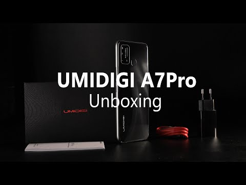 video Umidigi A7 Pro Review, Specs and Prices
