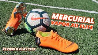 MERCURIAL 360 VAPOR XII ELITE | REVIEW & PLAY TEST