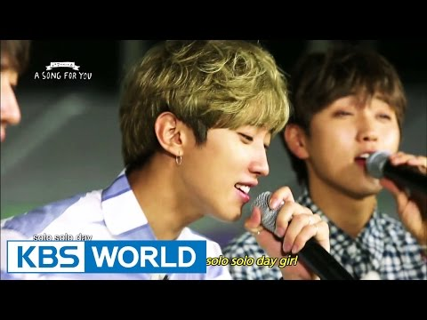 Global Request Show : A Song For You 3 - Solo Day by B1A4
