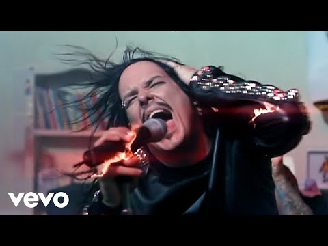 Korn - Falling Away from Me (Official Video)