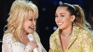The Truth About Miley Cyrus And Dolly Parton's Relationship