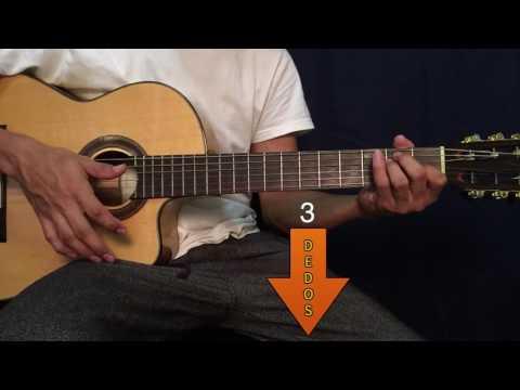 Rasgueo de Balada - Tutorial Guitarra