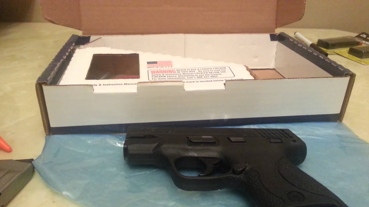 Smith And Wesson 12039 Unboxing: Maxresdefault.jpg