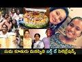 Anchor Suma Kanakala daughter Manasvini birthday celebrations