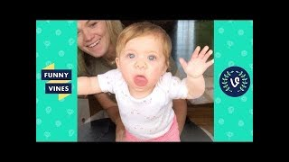 TRY NOT TO LAUGH - KIDS FAILS & CUTE BABIES | Funny Videos December 2018