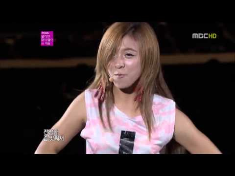F(x)-Electric Shock Live (SMTown World Tour III in Seoul)