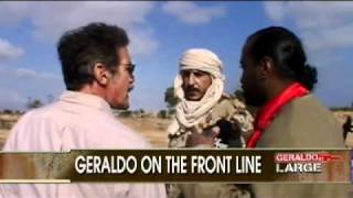 Geraldo on the Front Lines of Libya