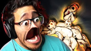 SCARIEST MONSTER IMAGINABLE | Never Again