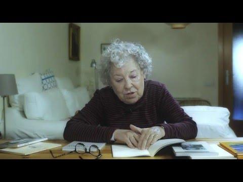 "Conversa amb Josefa Contijoch. 10. Poema ""Arbres alts"""