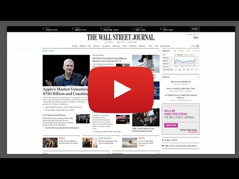 Learn Business English on Newsmart with articles from The Wall Street Journal