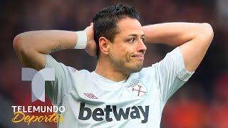 En Old Trafford no se olvidan de Chicharito Hernández, lo despiden con aplausos   Telemundo Deportes
