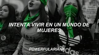 Little Mix - Woman's world (español)