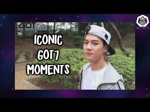 Iconic Got7 moments you've seen a million times but should still watch again