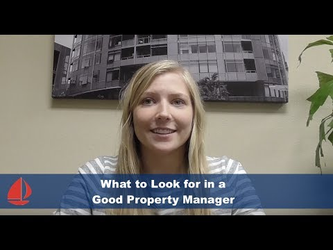 What to Look for in a Good Portland Property Manager