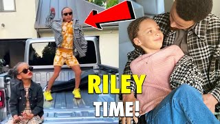 Stephen Curry's Daughter Riley Curry Can Really DANCE!