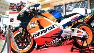 "NSR500 1997 Michael ""Mick"" Doohan - No foot brake"
