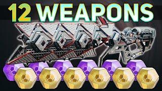 12 Weapons to Lock Down NOW (Season of [Redacted] Sandbox)   Destiny 2