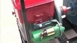 Changfa 195 diesel and generator