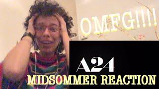 MIDSOMMER Teaser trailer A24 REACTION☀️OMG