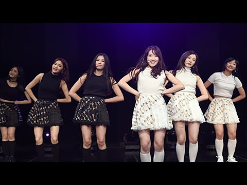 P.O.P 'Catch You'(애타게 GET하게) Showcase Stage (피오피, HAERI, AHYOUNG, MISO, YEONJU, SEOL, YEONHA)