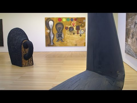 The Anderson Collection at Stanford University showcases contemporary American art