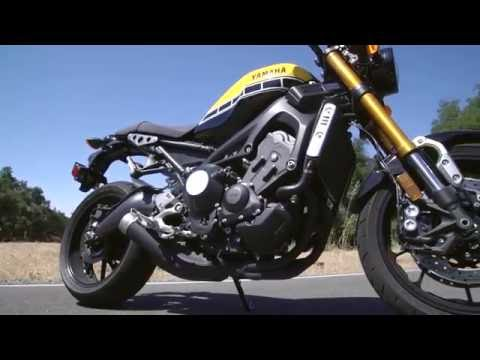 2016 Best Middleweight Streetbike - Yamaha XSR900