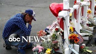 Con una participación masiva, comunidad apoya a un hombre cuya esposa fue asesinada en tiroteo en El Paso