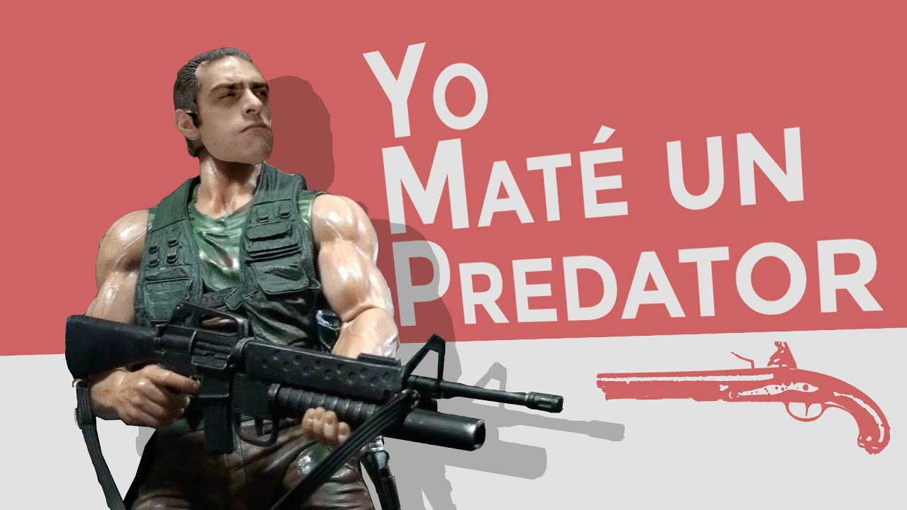ver el video Yo maté un Predator