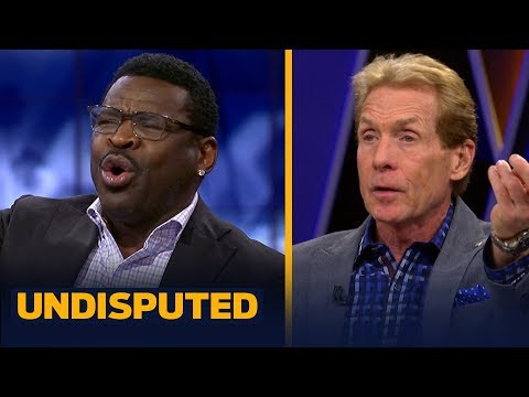 Skip Bayless and Michael Irvin react to the Cowboys' Week 14 win vs. the Eagles   NFL   UNDISPUTED