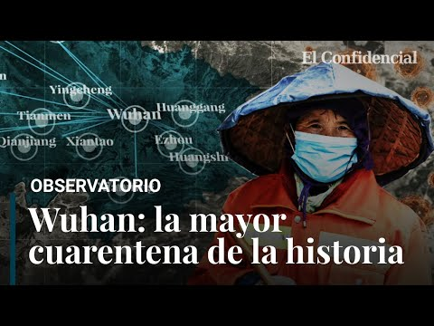La radical cuarentena con la que China está derrotando al coronavirus Covid-19