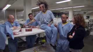 Life Behind Bars for GBT Inmates at the K6G