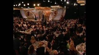 Helen Mirren Wins Best Actress Motion Picture Drama - Golden Globes 2007