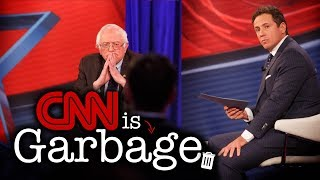 CNN's Town Hall With Bernie Sanders Was Arguably MORE Biased Than Fox News'