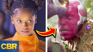 Did Shuri Save Vision In Marvel's Avengers Infinity War?