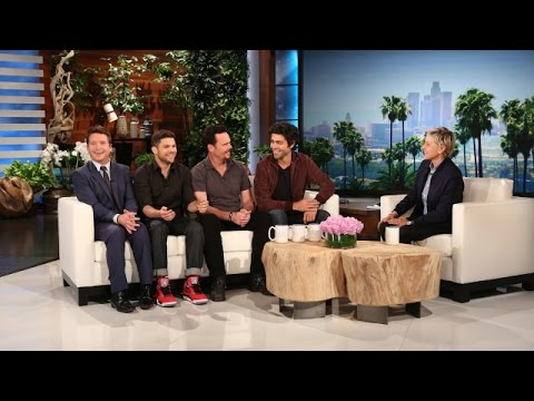 The Cast of 'Entourage' Reveals Secrets Behind Their New Movie