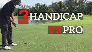 Course Vlog 2017 - Golf vs Sebastian