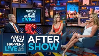 After Show: Sonja Morgan's Sex Tips   RHONY   WWHL