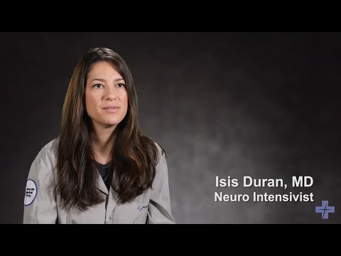 Meet Dr. Isis Duran, Neurology - Advocate Health Care