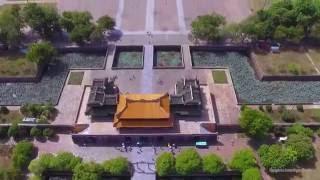 Huế- Thành phố bình yên [Flycam]