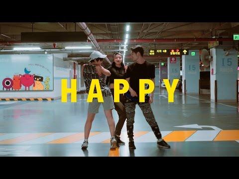 Happy - Pharrell Williams / Sori Na Choreography