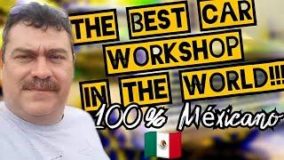 "🇲🇽""Navarro Performance"" The best car workshop in the world / El mejor taller de autos en el mundo!🇲🇽"