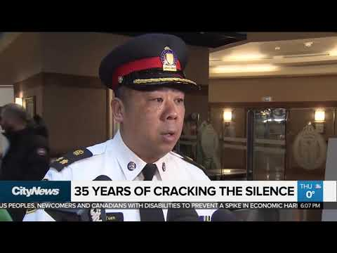 2019 Crime Stoppers Month Launch Toronto Crime Stoppers 35 y...