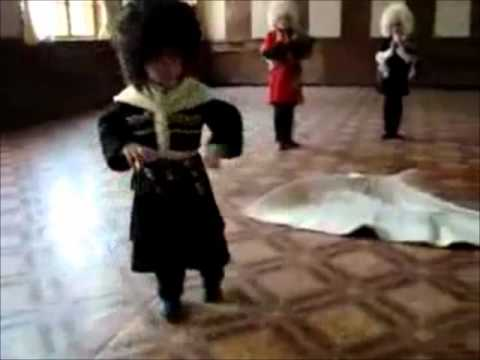Tак танцуют нa Кавказe