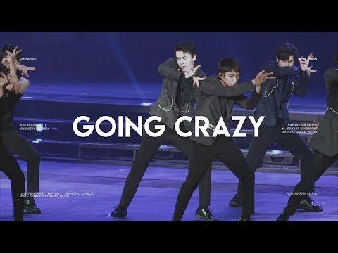 180810 EXO PLANET #4 - The EℓyXiOn [dot] in MACAO 내가 미쳐(Going Crazy) SEHUN FOCUS